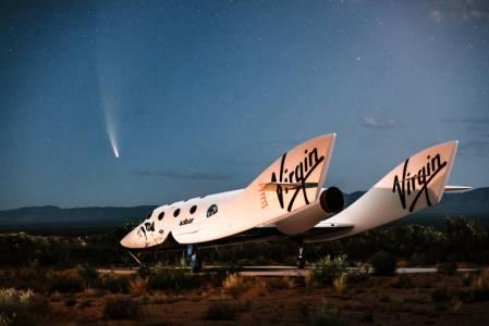 Virgin Galactic може би ще пробва да направи тестов полет следващата седмица