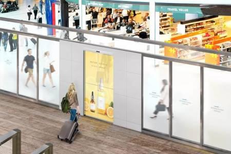 Нови и прозрачни OLED врати на LG съвсем скоро ще ви поздравяват на влизане в магазина
