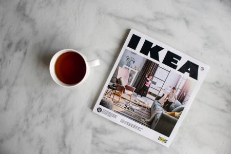 Краят на една епоха: IKEA спират каталога си
