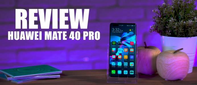 Huawei Mate 40 Pro: триумф на иновацията и модерния дизайн (ВИДЕО РЕВЮ)