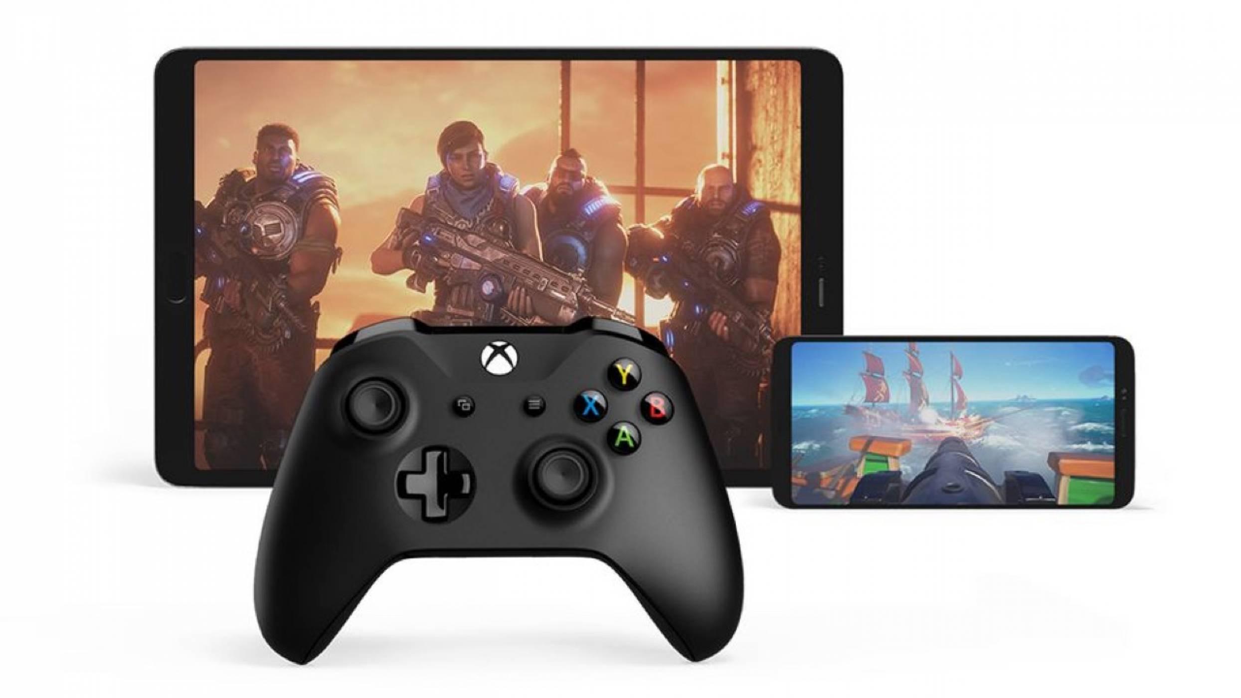 Облачен Xbox гейминг за iOS и PC от пролетта на 2021 г.
