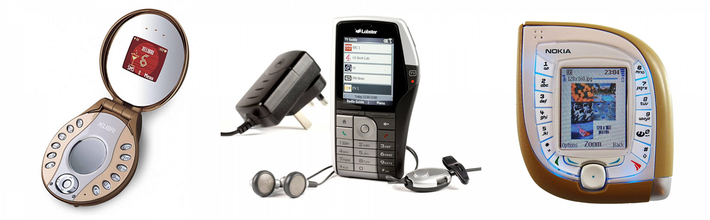 ТОП 10: Най-грозните мобилни телефони, създавани някога