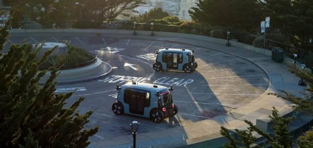Zoox е автономен минибус с огромна батерия, разработен от новата компания на Amazon