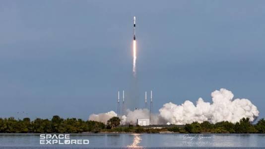 Изпращаме 2020 г. с рекорден брой частни космически полети