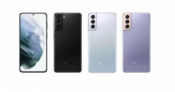 Цените на Samsung Galaxy S21, S21+ и S21 Ultra разкрити преди премиерата