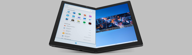 Сгъваемият шампион на 2020: Lenovo ThinkPad X1 Fold (РЕВЮ)