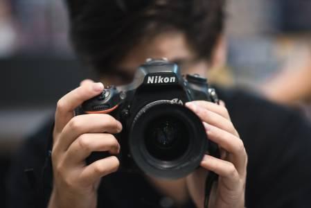 Nikon напуска родината си