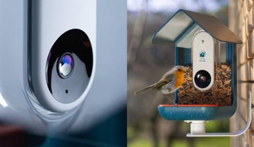 """Вижте как птиченцето може да кацне """"на рамото ви"""" с тази иновативна джаджа (ВИДЕО)"""