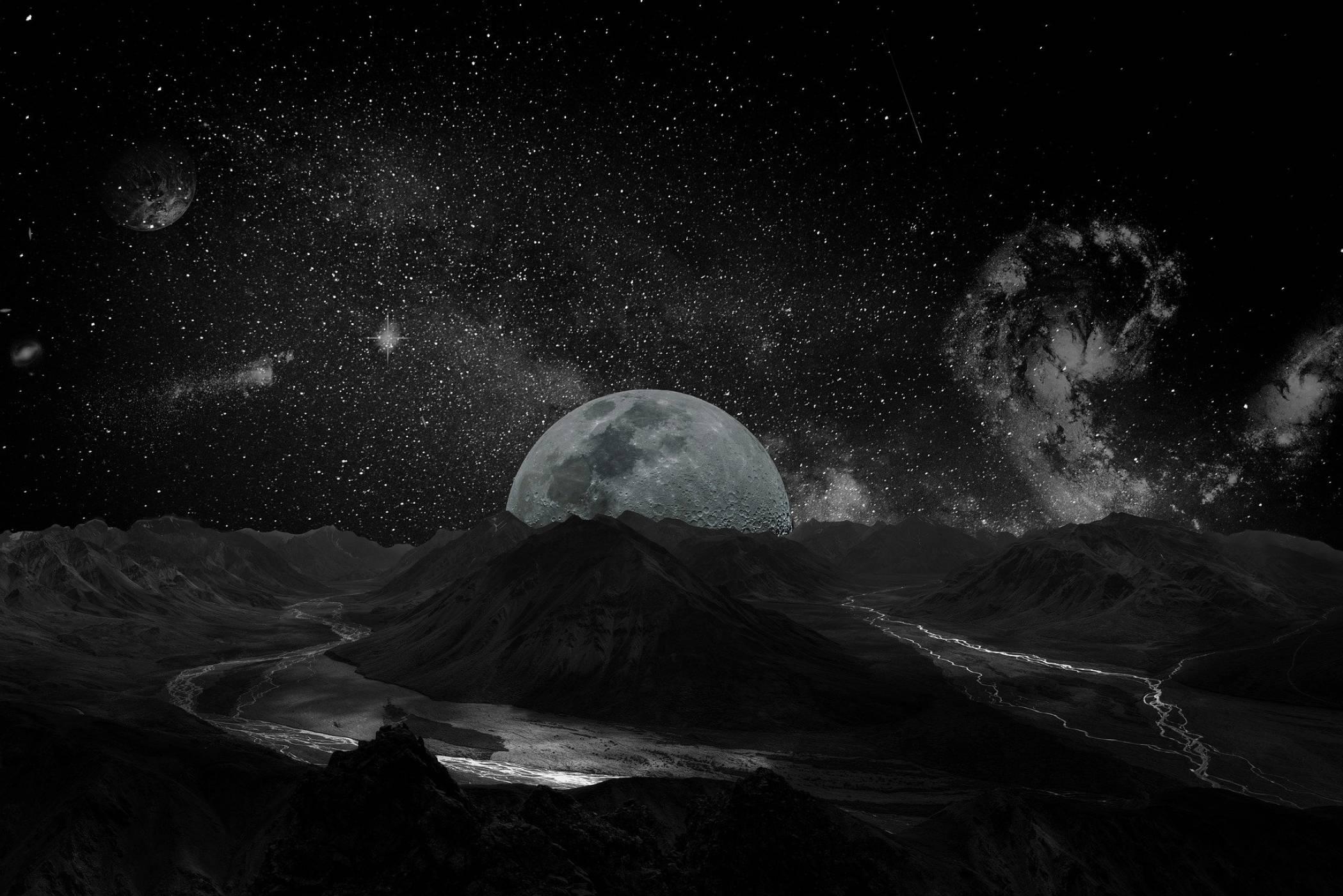 Какво може да научим от първите лунни камъни, донесени на Земята от десетилетия насам?