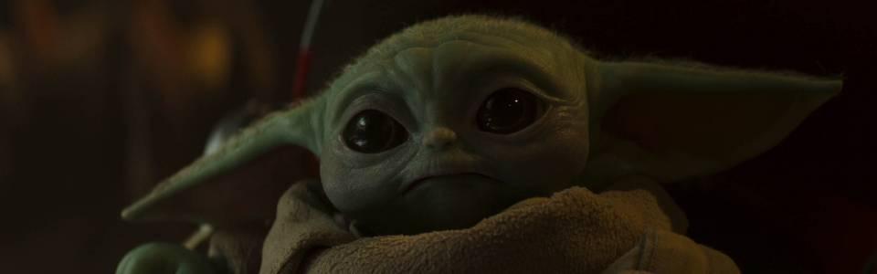 Вижте коледния поздрав на бебе Йода (ВИДЕО)
