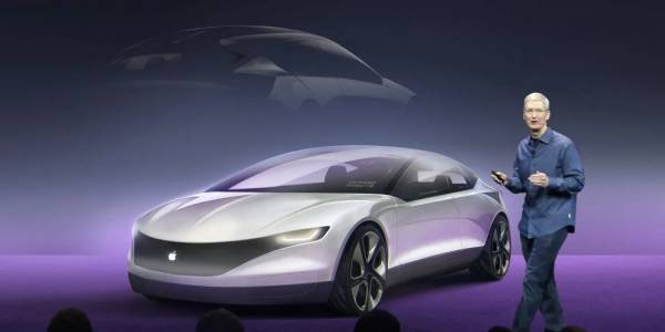 Зад волана на Apple Car: най-рано май през 2028 г.