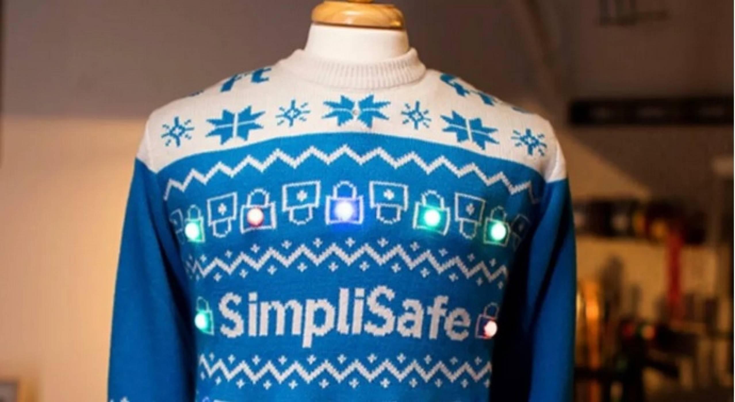 SimpliSafe е пуловер, който държи любимите хора надалеч заради безопасността ви (ВИДЕО)