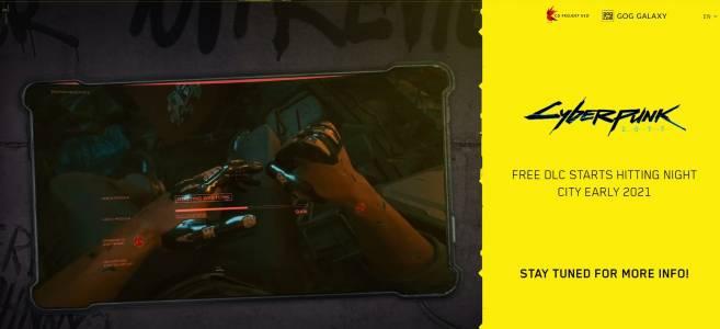 Новата година идва с първото безплатно DLC за Cyberpunk 2077