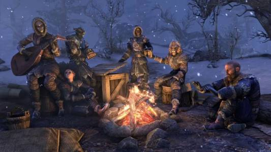 Netflix ще прави сериал по класиката The Elder Scrolls