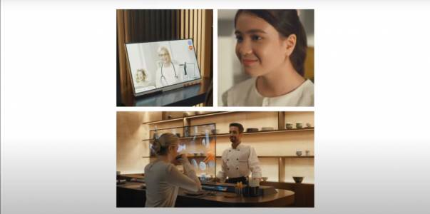 Стандартен, извит или прозрачен екран - иновациите, които LG ни готвят според случая (ВИДЕО)