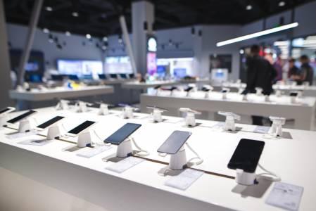 Производството на смартфони е паднало с 11 процента през 2020 г.