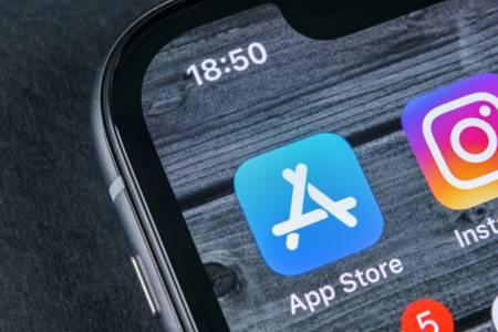 App Store на Apple е изкарал приблизително 64 млрд. долара през 2020 г.