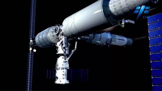 Сглобяването на китайската космическа станция започва през пролетта