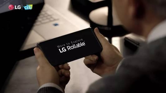 LG отново показа уникалния си навиващ и разгъващ се смартфон (ВИДЕО)