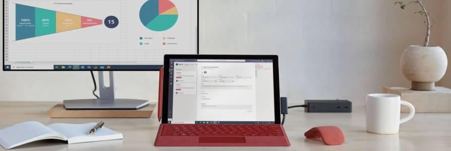 Microsoft Surface Pro 7 Plus е с нов процесор, по-голяма батерия и повече сторидж