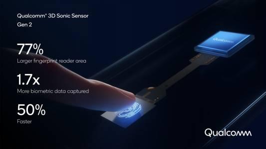 Новият пръстов скенер на Qualcomm е още по-бърз и работи с гъвкави телефони