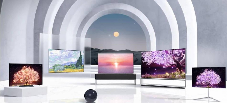 LG анонсира G1, C1 и B1 4K гама OLED телевизори на CES 2021
