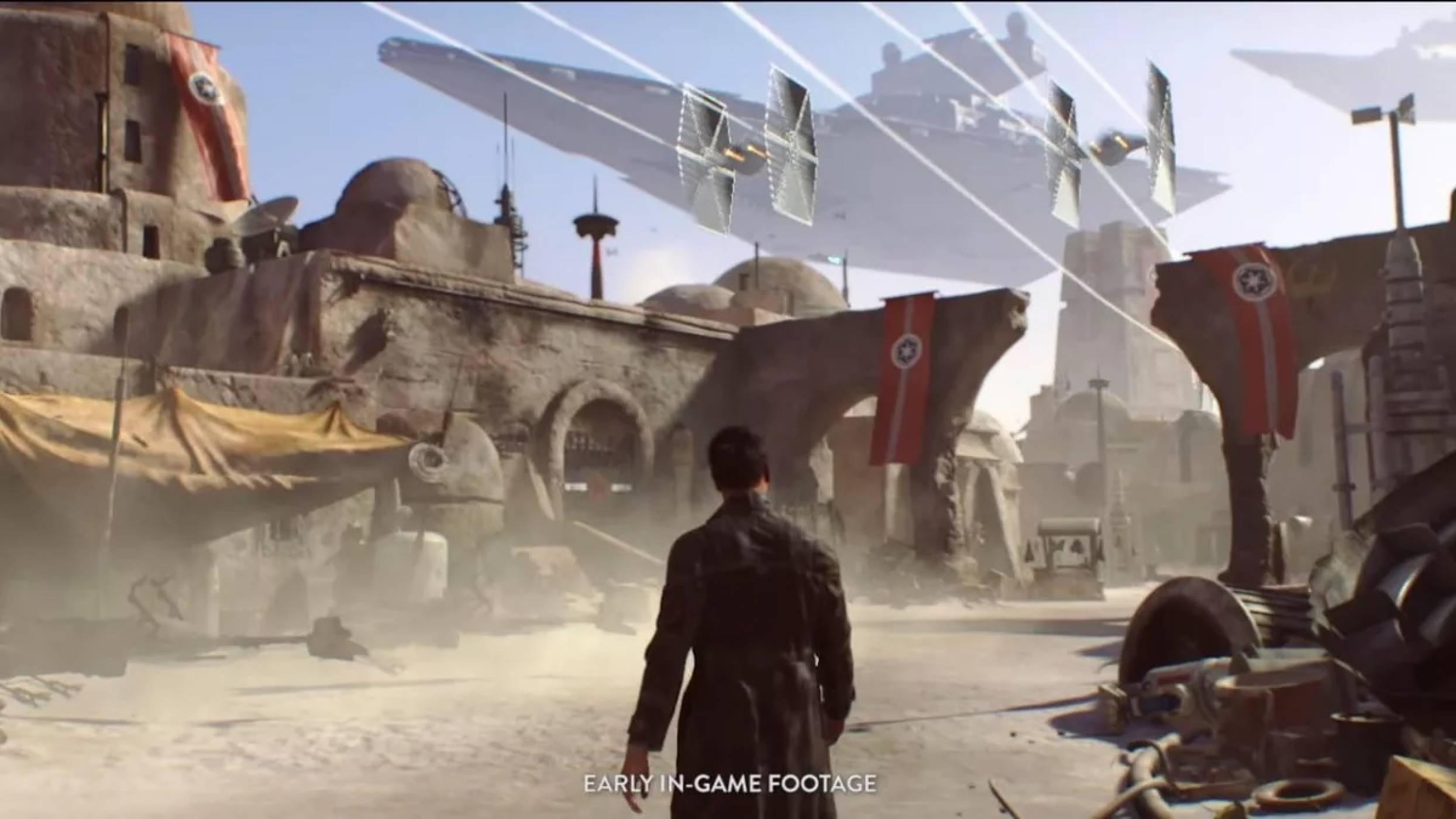 Ubisoft прави Star Wars игра с отворен свят