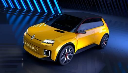 Иконата Renault 5 се завръща като е-кола