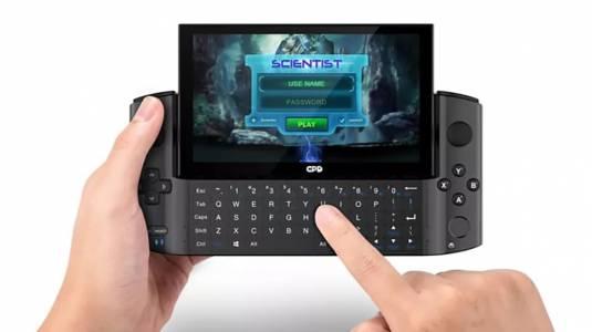 Портативната РС гейм сензация GPD Win 3 събра 1 млн. долара само за 8 часа
