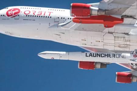 Virgin Orbit достигна Космоса при новия си опит
