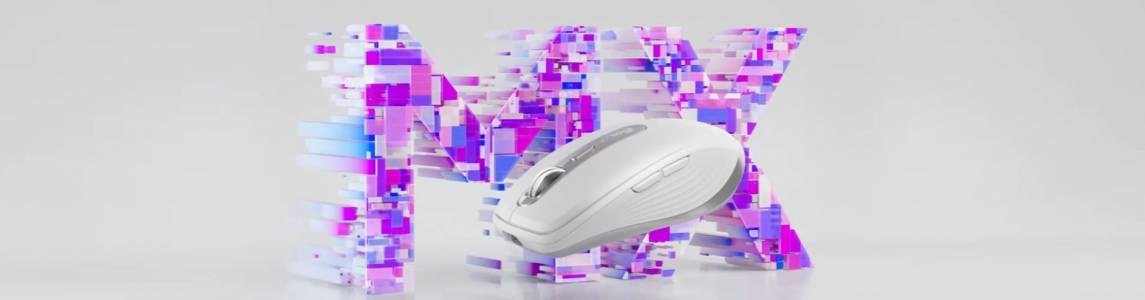 Logitech MX Anywhere 3: Мишката за пътуващи професионалисти