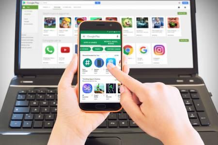 Google направи откриването на най-атрактивните приложения в Play Store по-лесно