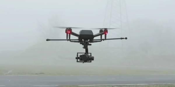 С финален залп Тръмп свали китайските дронове от американски институции