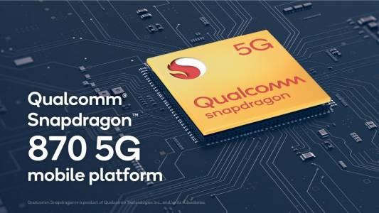 С 3.2 GHz честота Snapdragon 870 отново е най-бързият на пазара