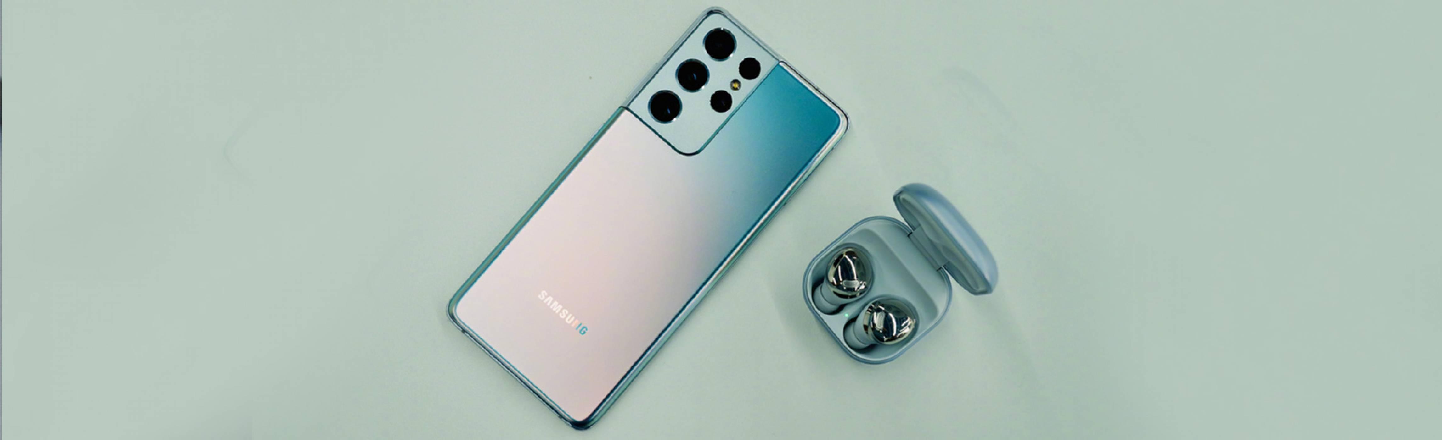 Samsung Galaxy S21 Ultra 5G – галактика от авангардни технологии (HANDS-ON ВИДЕО)
