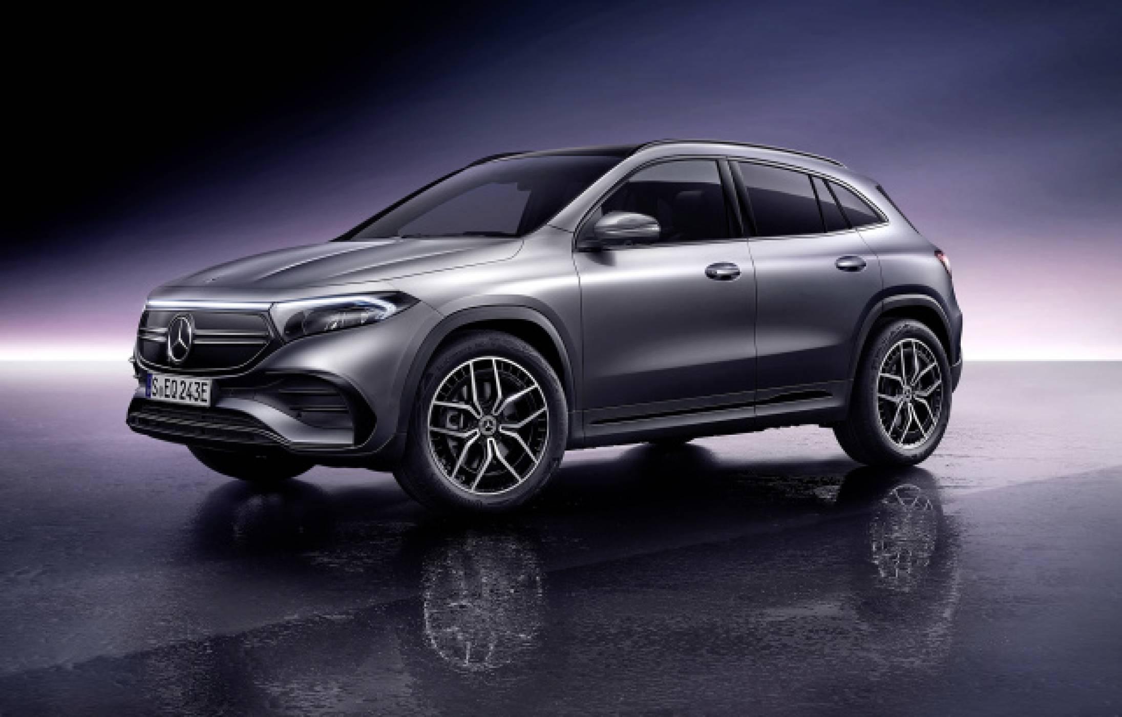 Mercedes-Benz EQA е най-евтиният начин да карате е-кола от прочутата марка