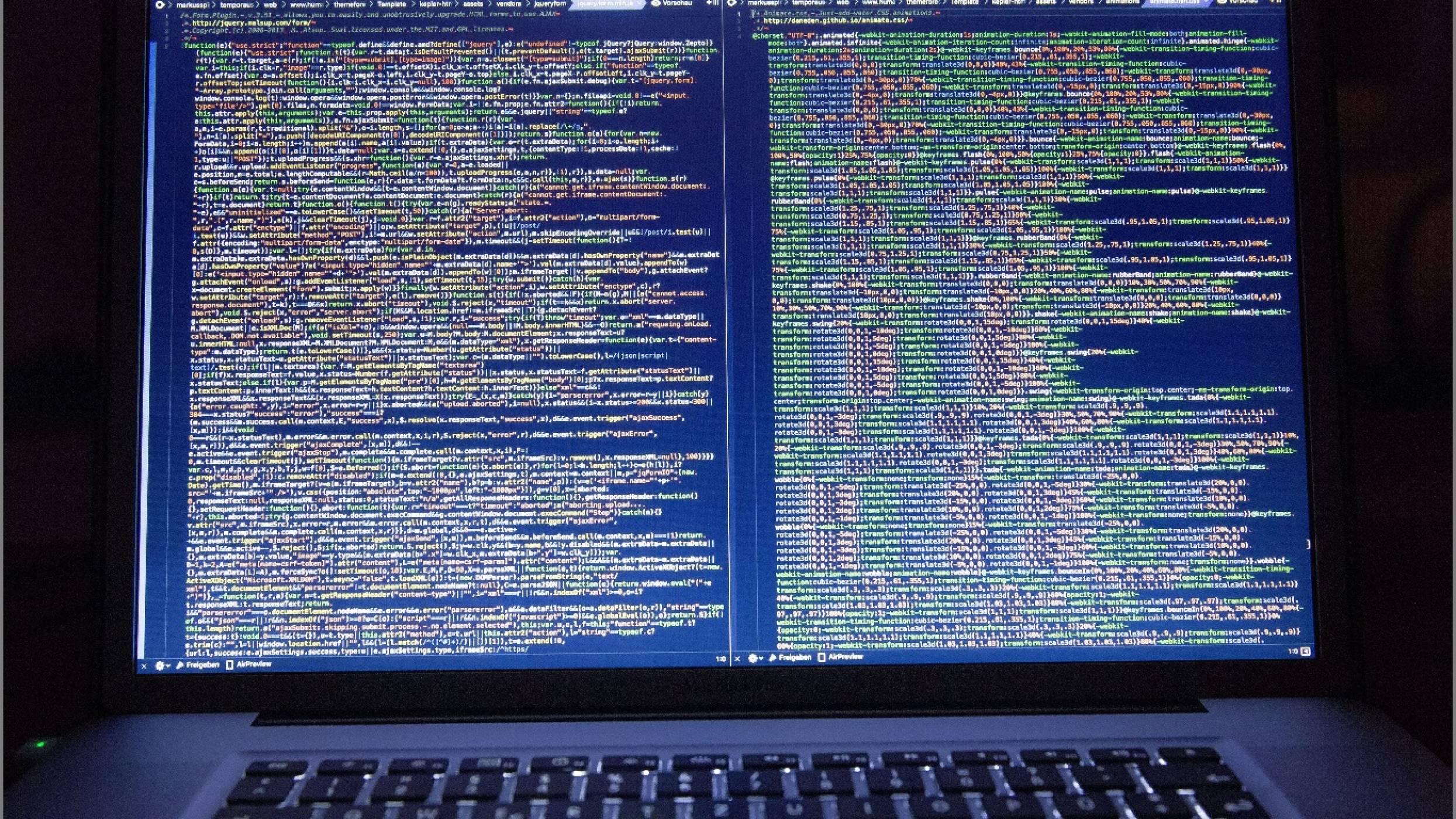 Новият сайт на Белия дом има скрито послание за наблюдателните програмисти