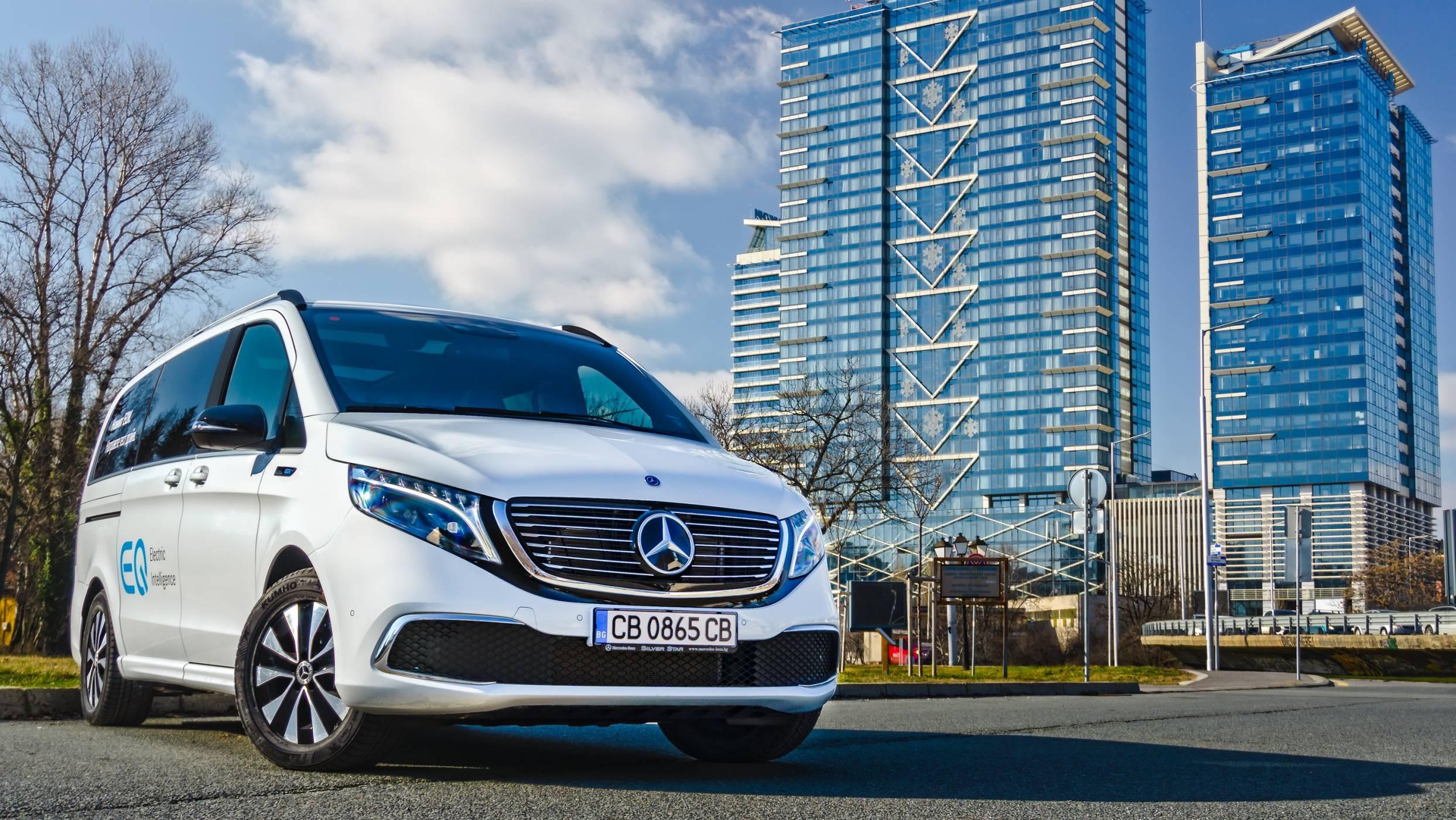 Електрическите автомобили на Mercedes-Benz идват у нас съвсем скоро