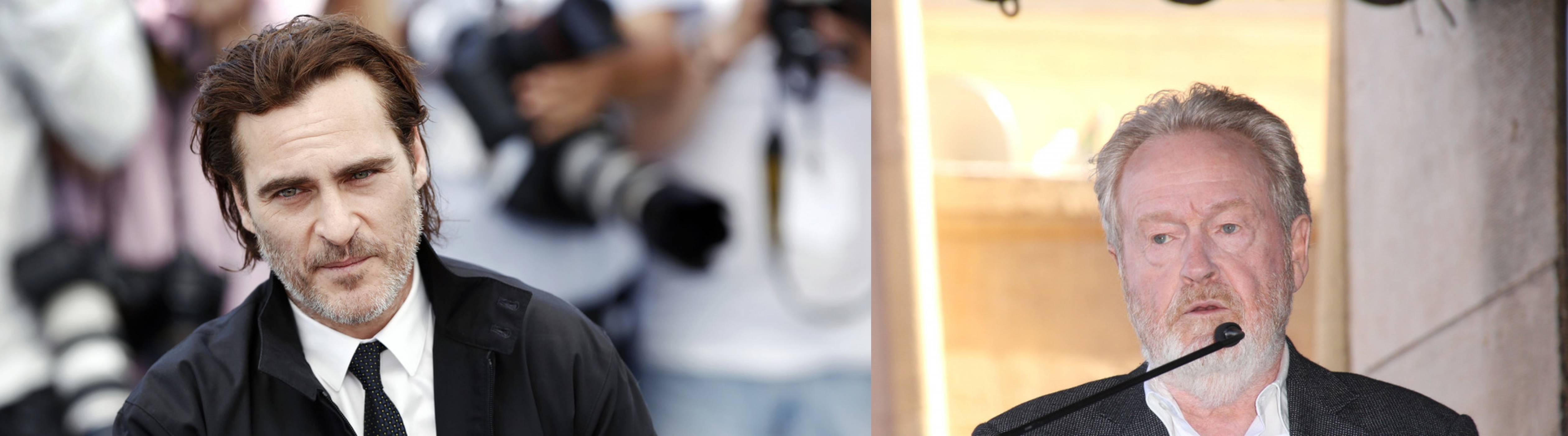Хоакин Финикс ще изиграе Наполеон в новата лента на Ридли Скот