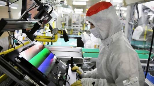 Първият 90Hz OLED дисплей за лаптоп идва от Samsung