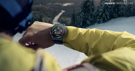Времето на зимните спортове е сега! С Huawei Watch GT2 Pro спортувате свободно през цялата година!