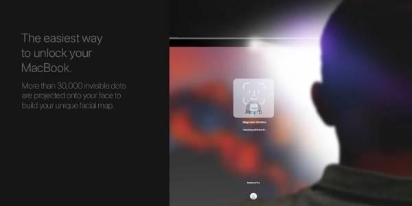 Face ID и 5G за вашия Mac: да, но не скоро