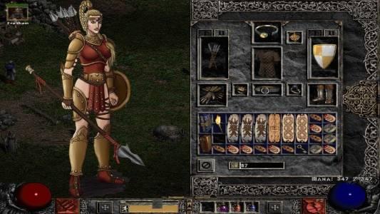 Римейкът на класиката Diablo 2 изглежда по-близо