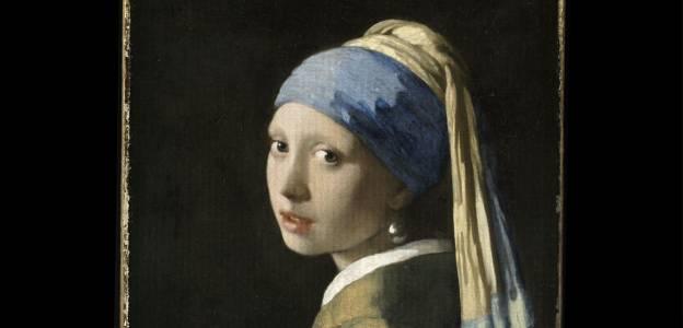 """Насладете се на всеки детайл от """"Момичето с перлената обица"""" от Йоханес Вермеер в тази 10-гигапикселова снимка (ВИДЕО)"""