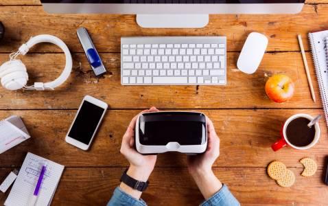 Ще се включат ли Apple на пазара на виртуалната реалност?
