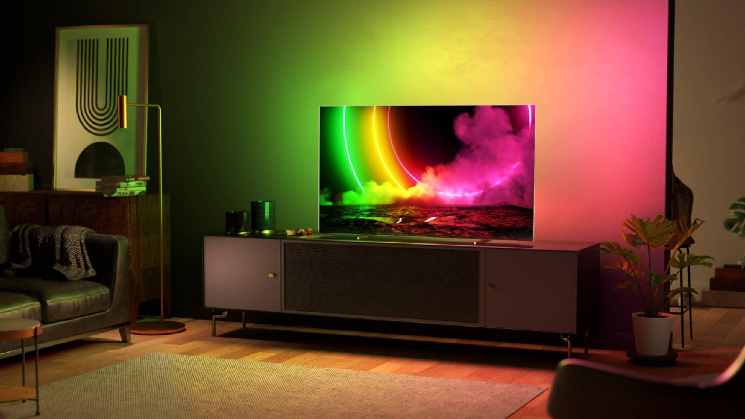 Philips представи новата си гама телевизори и слушалки за 2021
