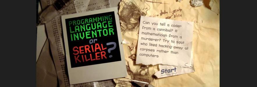 Програмист или сериен убиец?