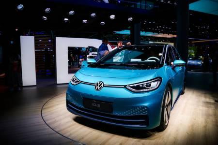 Volkswagen ID.3 - колата, която ще влезе в играта CyberPernik 2077