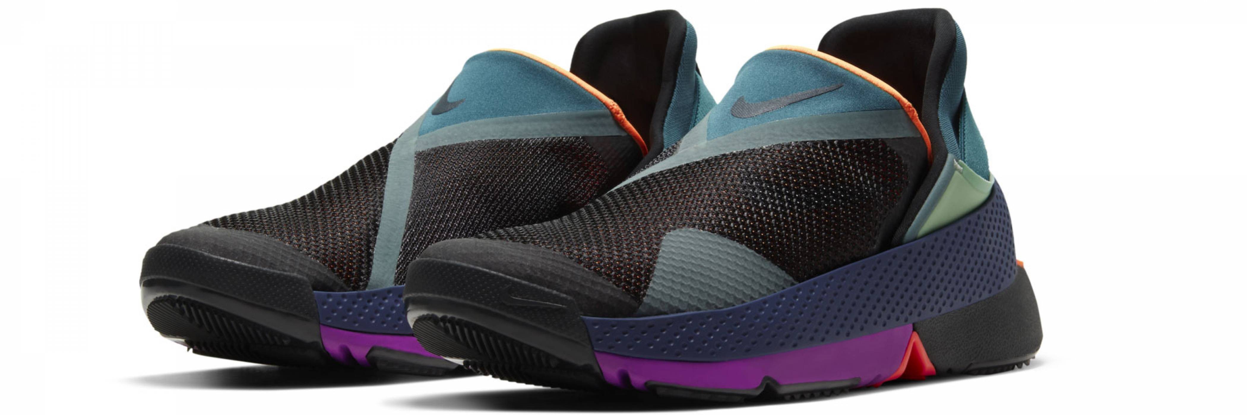 Задават сереволюционните NikeGOFlyEase