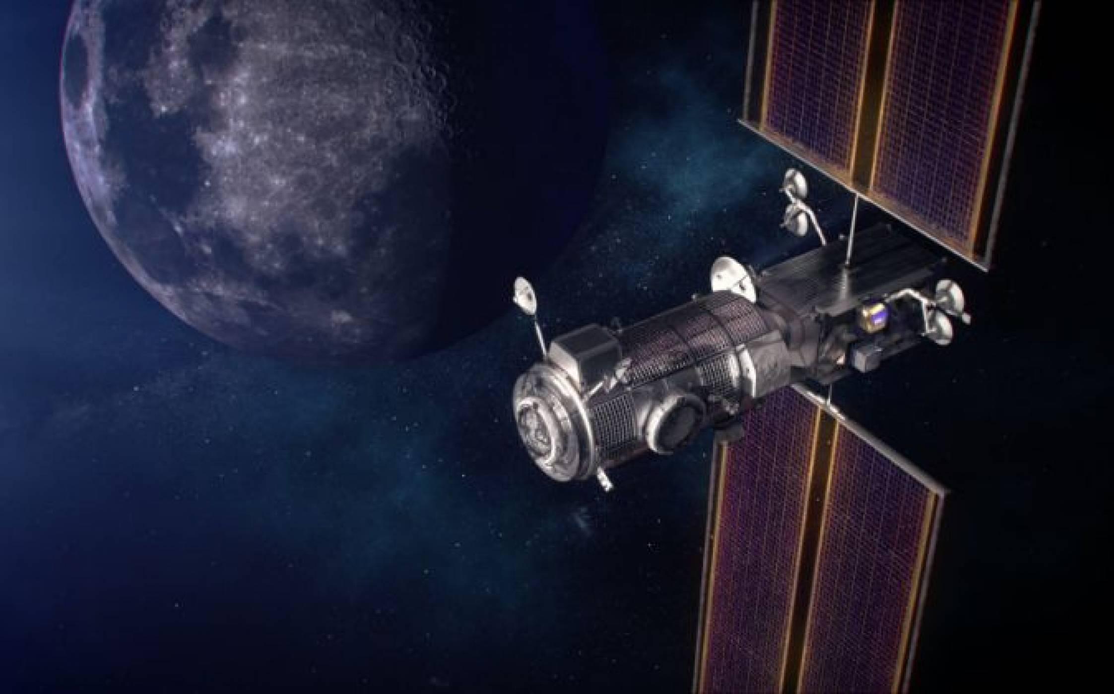 SpaceX ще закара орбиталната станция до Луната